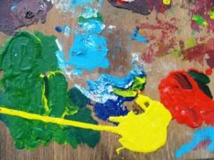palette splatter