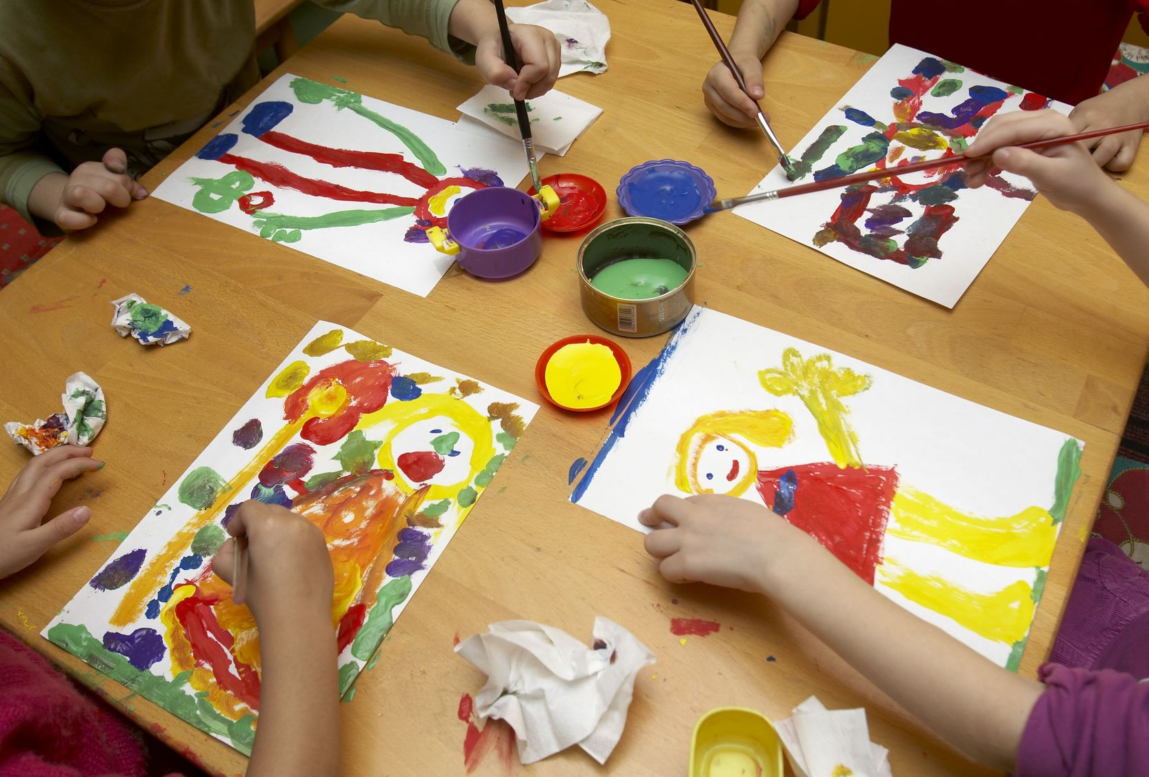 The benefits of play for children and adults spark art therapy